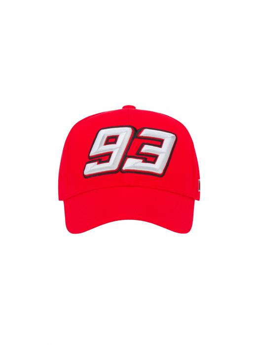 Marc Marquez rdeča kapa MM93